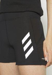 adidas Performance - AGRAVIC PRO SHORTS - Krótkie spodenki sportowe - black - 5