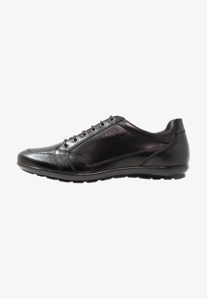 Geox - SYMBOL - Zapatos con cordones - black