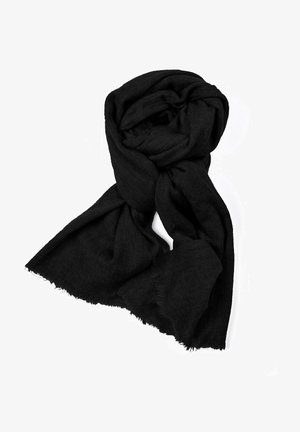 MIE MIDWAY - Sjal - real black