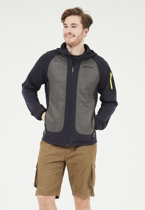 Fleece jacket - 2048 navy blazer