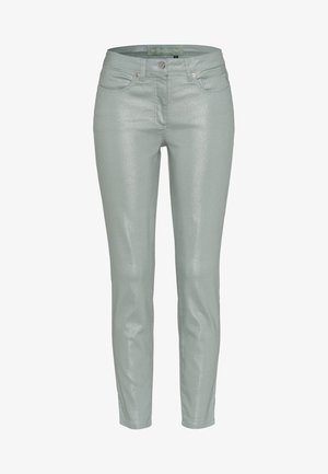Jeans Skinny Fit - shiny jade