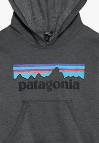 Patagonia - GRAPHIC HOODY  - Mikina skapucí - forge grey - 4