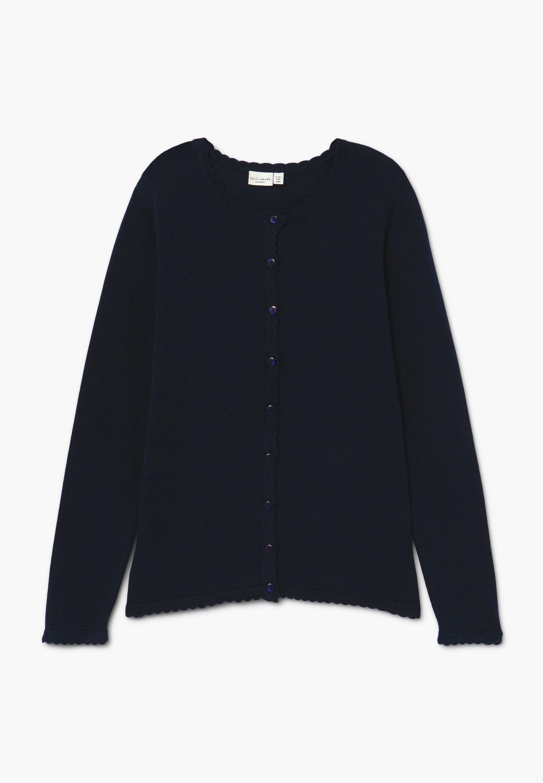 Große Förderung Name it NKFVAMONE - Strickjacke - dark sapphire | Damenbekleidung 2020