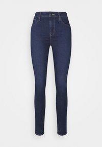 Levi's® - 720 HIRISE SUPER SKINNY - Jeans Skinny Fit - echo bruised - 4