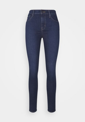 720 HIRISE SUPER SKINNY - Jeans Skinny - echo bruised