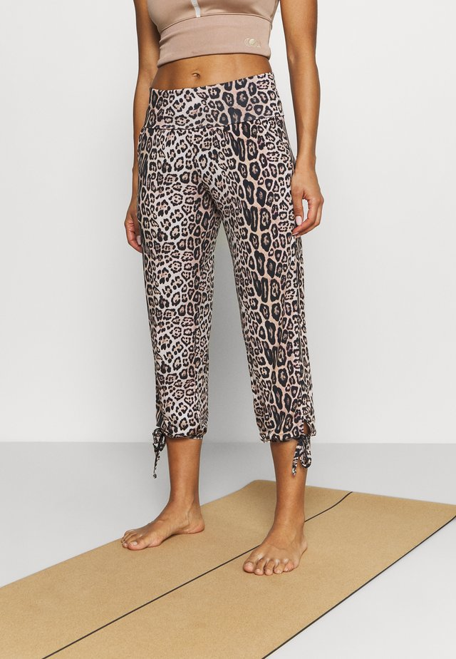 PANT - Pantaloni - beige