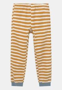 Cotton On - NOAH UNISEX - Pyžamová sada - orange/blue - 2