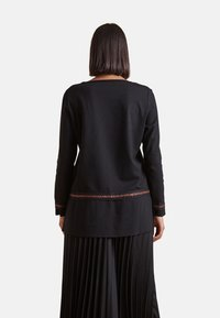 Elena Mirò - Long sleeved top - nero - 2
