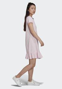 adidas Originals - Day dress - pink - 3