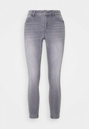 VIEKKO - Skinny džíny - light grey denim