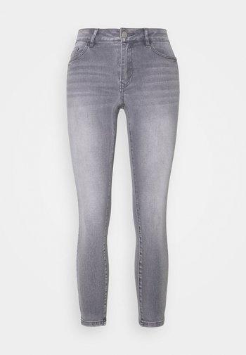 VIEKKO - Jeans Skinny Fit - light grey denim