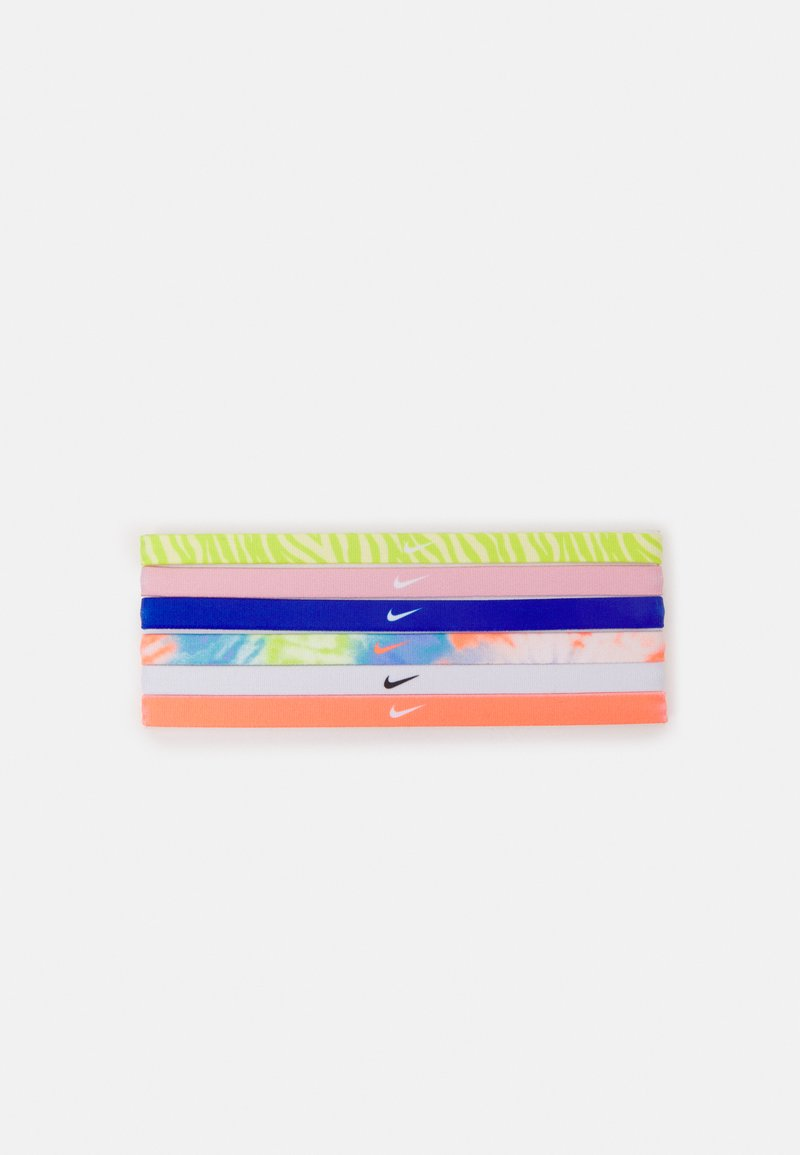 Nike Performance - PRINTED HEADBANDS 6 PACK - Autres accessoires - white/purple pulse/bright mango