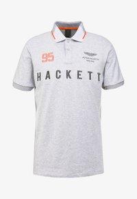 Hackett Aston Martin Racing - AMR MULTI SS - Polo - grey marl - 4
