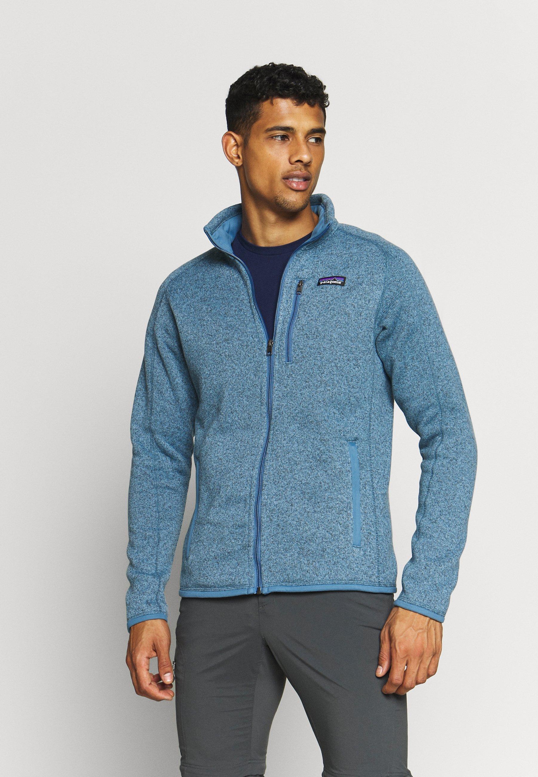 Patagonia   Better Sweater fleecejakke herre   Jakker   Grå