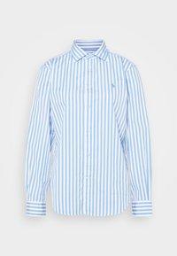 Polo Ralph Lauren - GEORGIA LONG SLEEVE - Chemisier - blue/white - 4