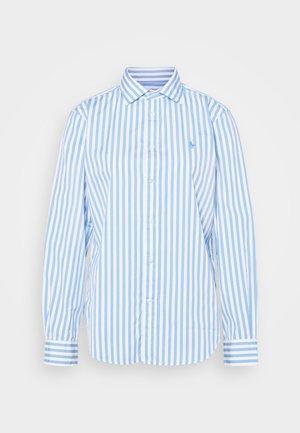 GEORGIA LONG SLEEVE - Camisa - blue/white