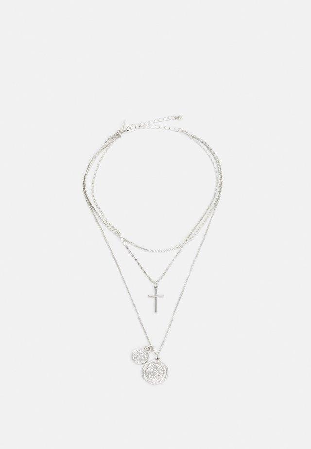 CROSS - Collier - silver-coloured