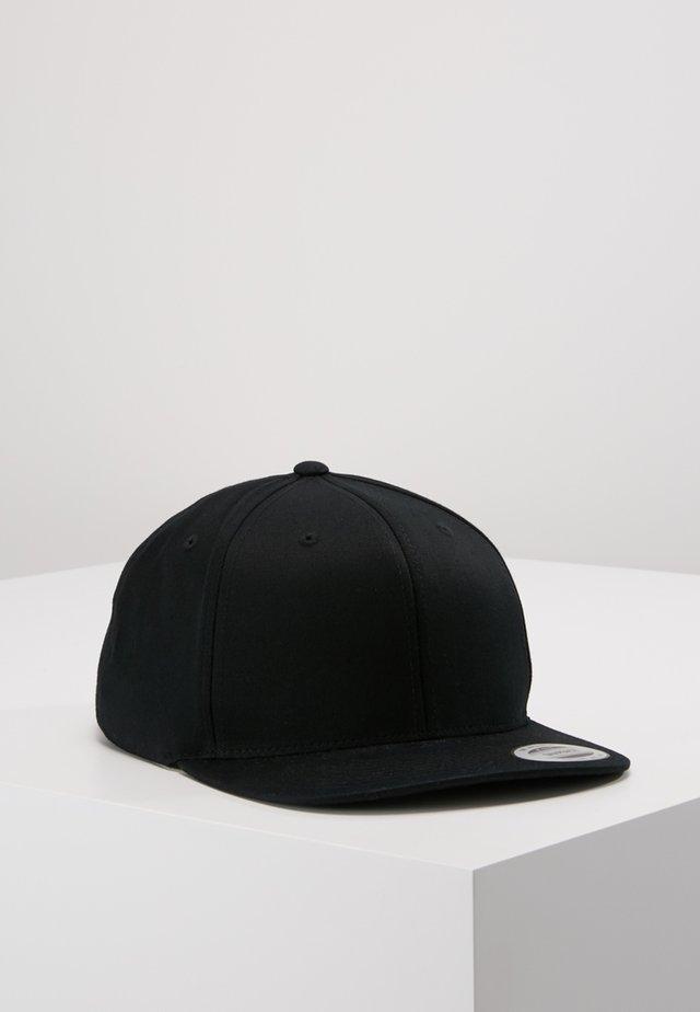SNAPBACK - Lippalakki - black