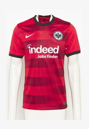 EINTRACHT FRANKFURT AWAY - Klubbkläder - university red/black/white