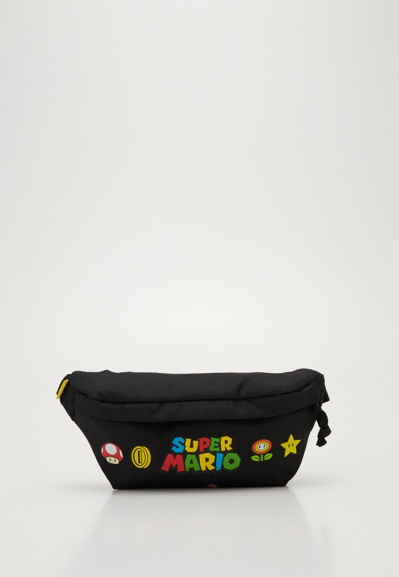 Levi's® - SUPER MARIO BANANA SLING - Sac banane - regular black