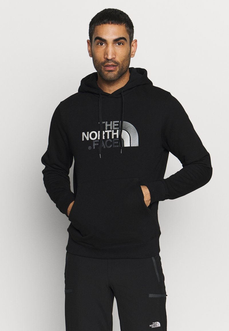 The North Face - DREW PEAK - Hoodie - black