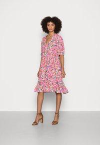comma casual identity - Day dress - multi-coloured - 0