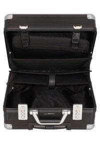 Alumaxx - GEMINI - Luggage - schwarz matt - 4