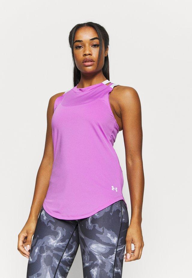 SPORT 2 STRAP TANK - T-shirt sportiva - exotic bloom