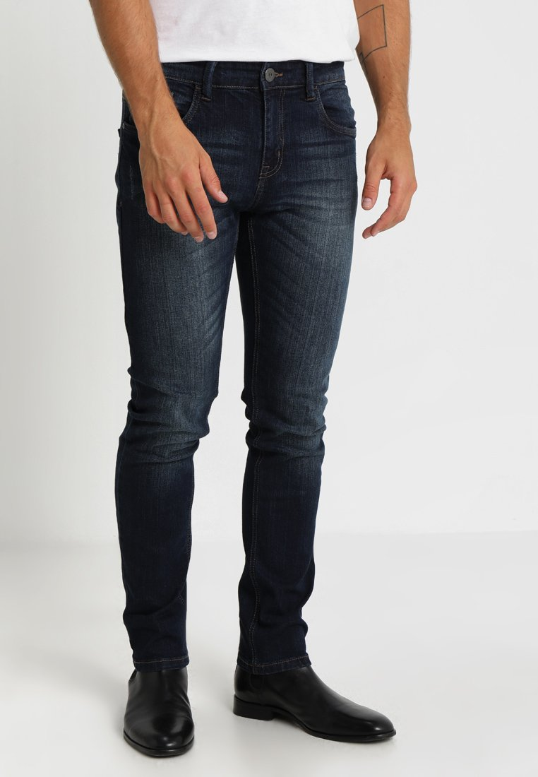 INDICODE JEANS - TONY - Jeans slim fit - blue