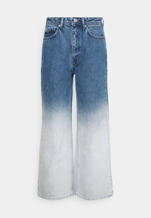 KIRI DIP DYE - Jeans Skinny Fit - dark blue