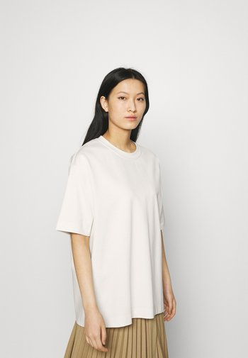 Jednoduché triko - off white