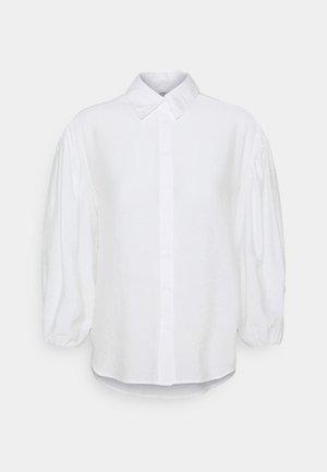 ONLOLYMPIA - Button-down blouse - cloud dancer