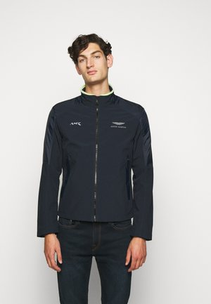 HYBRID BLOUSON - Summer jacket - navy