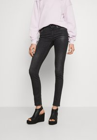 Replay - LUZIEN PANTS - Jeans Skinny Fit - dark grey - 0