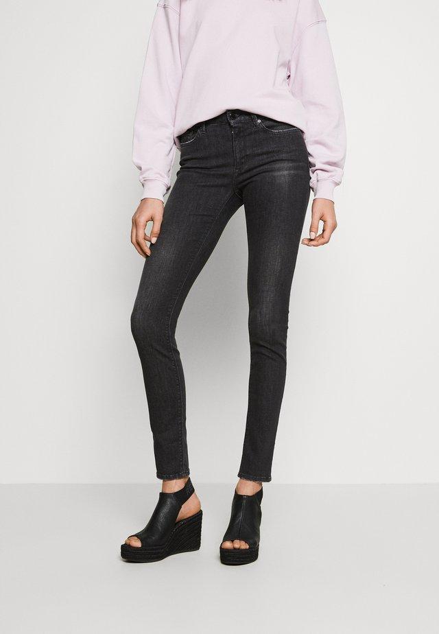LUZIEN PANTS - Jeans Skinny Fit - dark grey