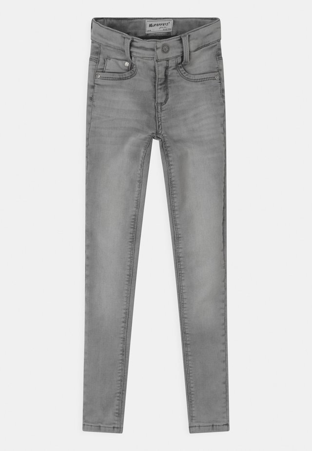 GIRLS SUPER-SLIM ULTRASTRETCH - Jeans Skinny Fit - light grey