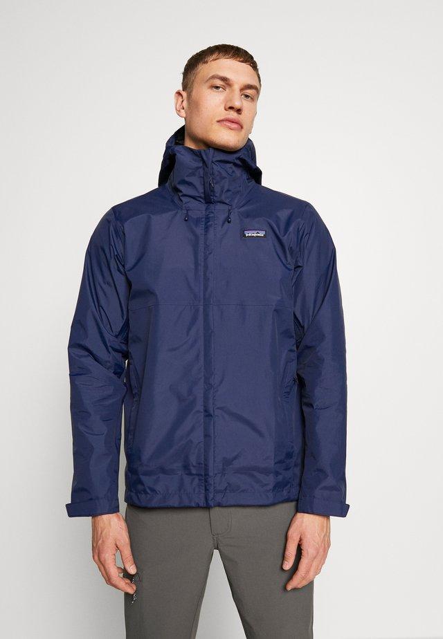 TORRENTSHELL - Hardshell jacket - classic navy