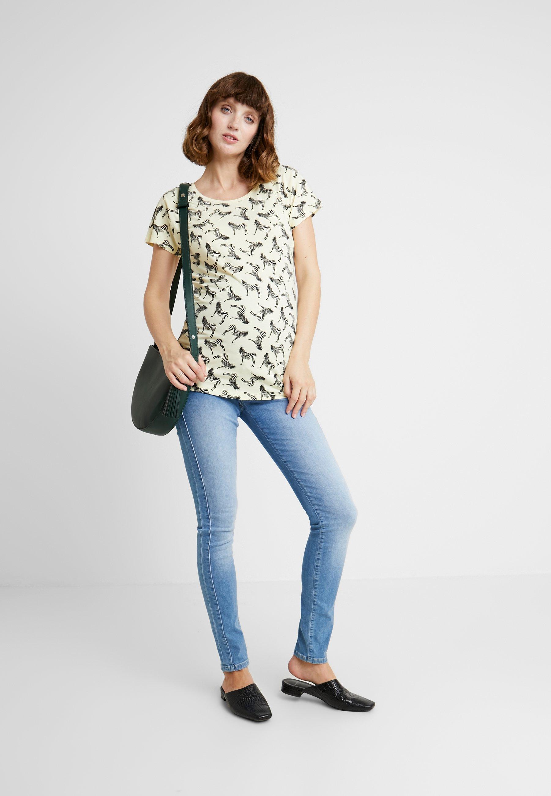 Damen TEE ZEBRA - T-Shirt print