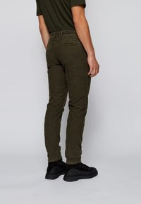 BOSS - SCHINO-TABER - Trousers - open green - 2