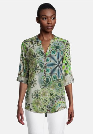 MIT 3/4 ARM - Blouse - nature-green