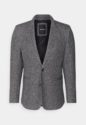ONSMATTI KING CASUAL - Blazer jacket - dark grey melange