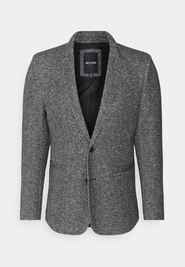 ONSMATTI KING CASUAL - Blazer - dark grey melange