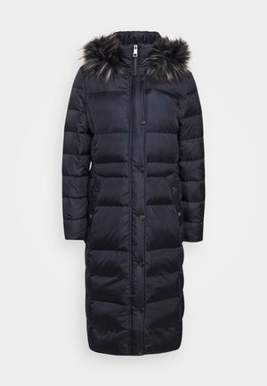 Down coat - navy