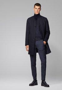 BOSS - SHANTY - Halflange jas - dark blue - 1