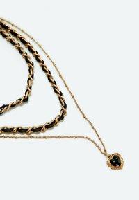 Uterqüe - Necklace - beige - 2