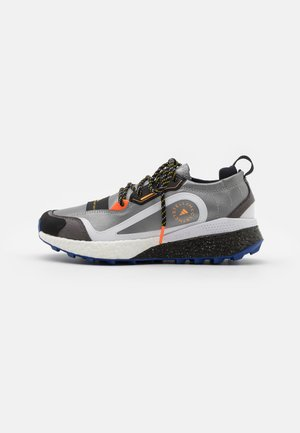 OUTDOORBOOST 2.0 COLD.RDY - Trail running shoes - reflective silver/footwear white/collegiate royal