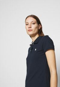 Abercrombie & Fitch - THE NEW - Polo shirt - navy - 3