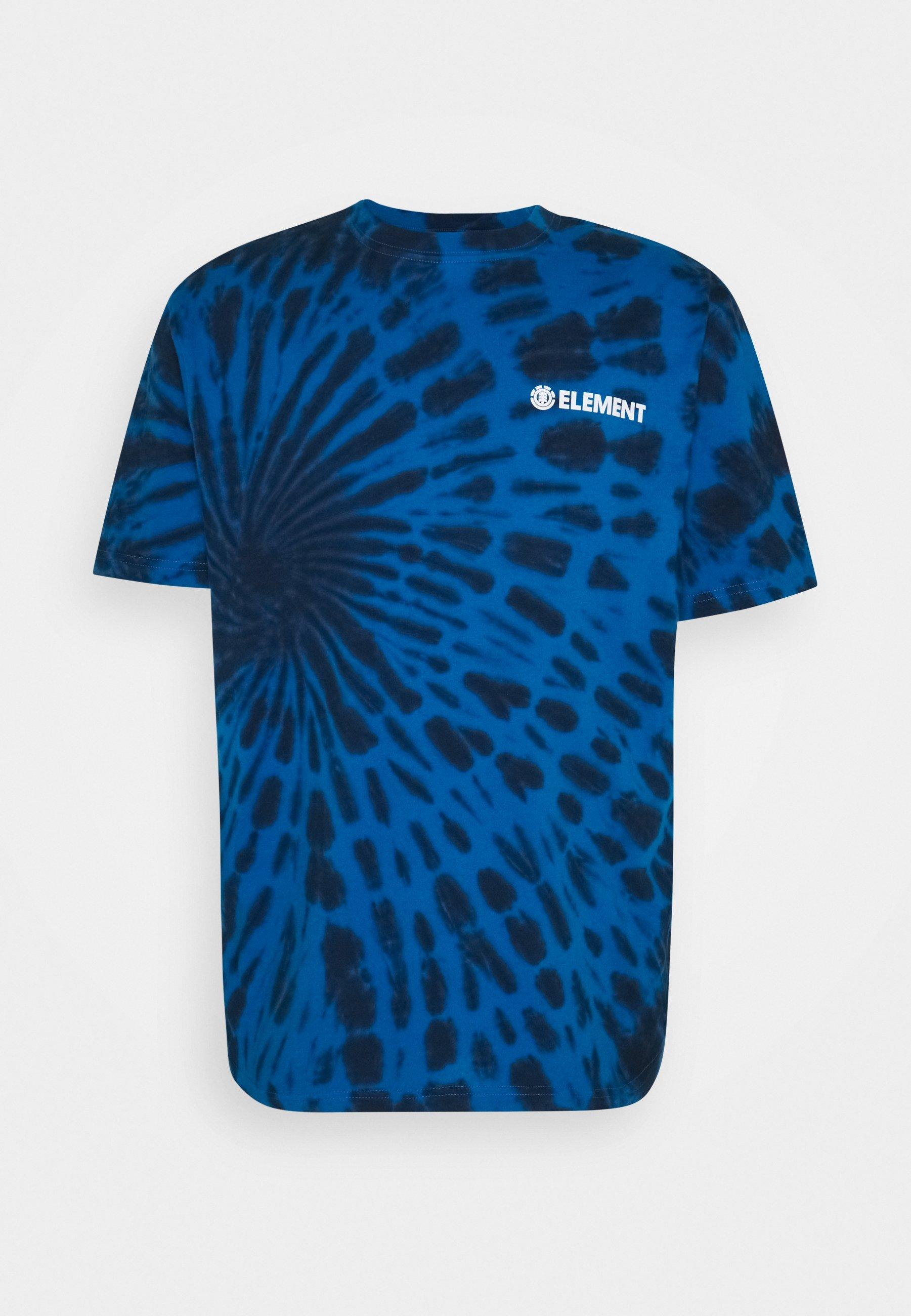 Uomo BLAZIN CHEST TIE DYE - T-shirt con stampa