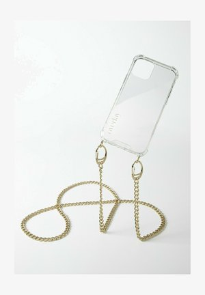 IPHONE 12 PRO - MISTER T. CHAIN GOLD - Phone case - goldfarben