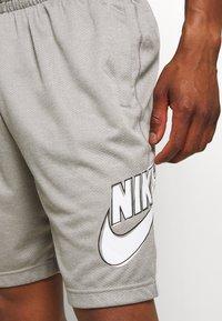 Nike SB - SUNDAYSHORT UNISEX - Short - grey heather - 3